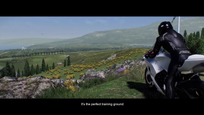 TT Isle of Man - Ride on the Edge 2 - Free Roam Traileri