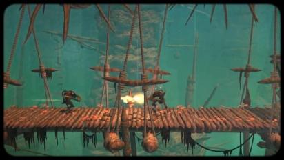 Oddworld New 'n' Tasty - Trailer Nintendo Switch