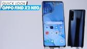 Nopea katsaus - OPPO Find X2 Neo