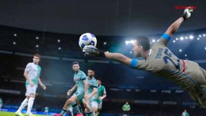 eFootball PES 2021: SSC Napoli x Partnership Announcement Traileri