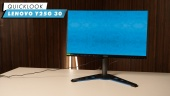 Nopea katsaus - Lenovo Y25g-30