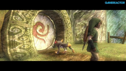 The Legend of Zelda: Twilight Princess HD -pelikuvaa #4