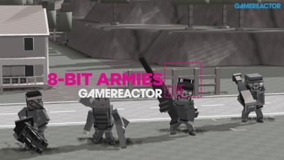 GR Live -uusinta: 8-Bit Armies  - 02.05.2016