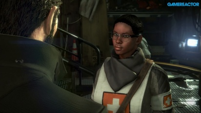 Deus Ex: Mankind Divided  - Leikkaamaton pelivideo