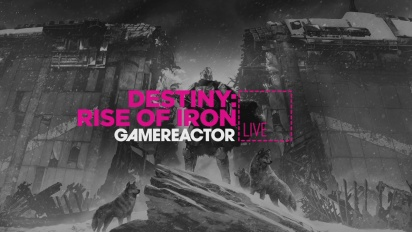 GR Live -uusinta: Destiny: Rise of Iron