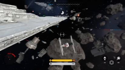 Star War Battlefront - Death Star -pelikuvaa