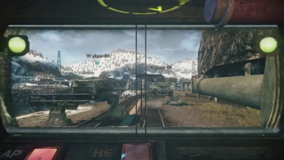 Steel Battalion: Heavy Armor - Captivate 2012 Trailer