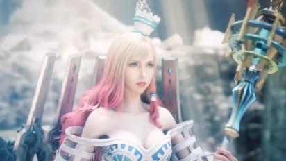 Dissidia Final Fantasy NT - Jump Festa -traileri