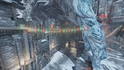 Quake Champions - talvijuhlapäivitys