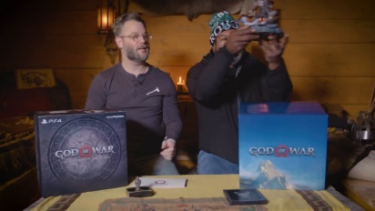God of War - Collectors Editionin