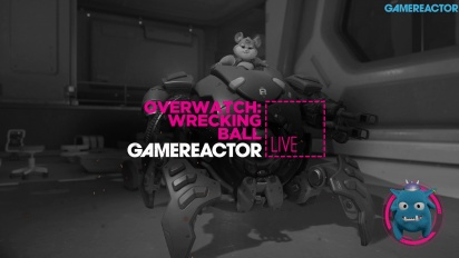 GR Liven uusinta: Overwatch - Wrecking Ball