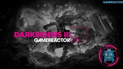 GR Liven uusinta: Darksiders III