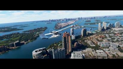 Microsoft Flight Simulator - United States World Update -traileri