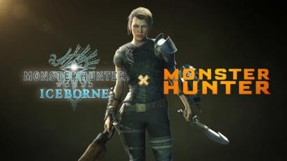 Monster Hunter World: Iceborne - Monster Hunter Movie Event -traileri
