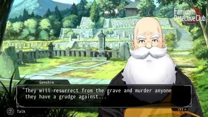 Famicom Detective Club Games - Overview Trailer - Nintendo Switch