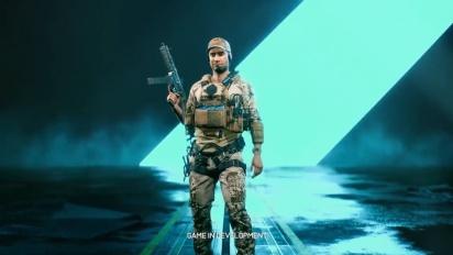 Battlefield 2042 - Operator Webster McKay -traileri