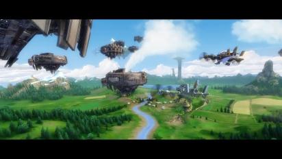 Sine Mora - PC Launch Trailer