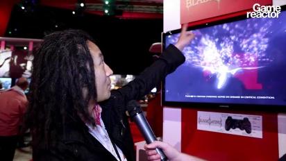 E3 11: Blades of Time -haastattelu