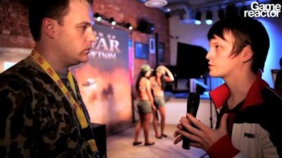 Men of War -haastattelu