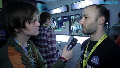 E3 13: Mercenary Kings -haastattelu