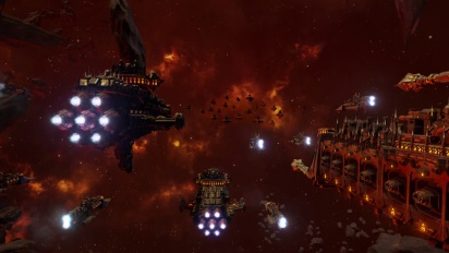 Battlefleet Gothic: Armada - first trailer