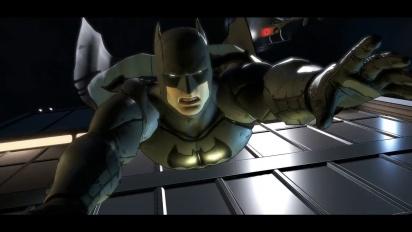 Batman The Telltale Series - World Premiere Trailer
