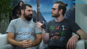 Expeditions: Viking - Alex Mintsioulis -videohaastattelu