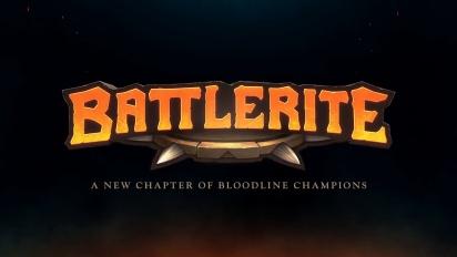 Battlerite - Champions Rising -traileri