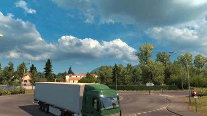 Euro Truck Simulator 2 - Vive la France! DLC-traileri