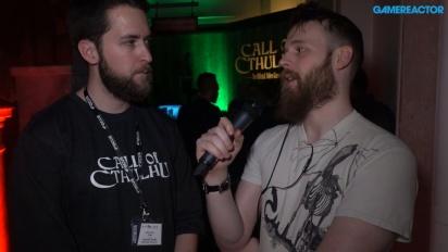 Call of Cthulhu - haastattelussa Maximilien Lutz