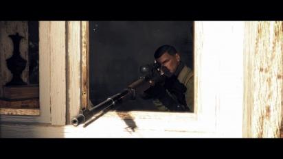 Sniper Elite 4 - julkaisutraileri