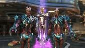Injustice 2 - esittelyssä Brainiac