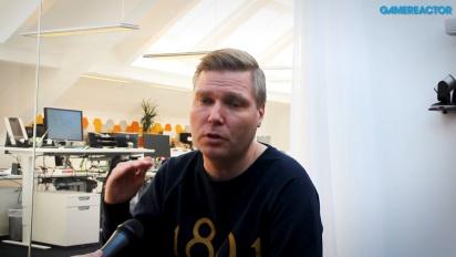 BioMutant - Stefan Ljungqvist haastattelussa