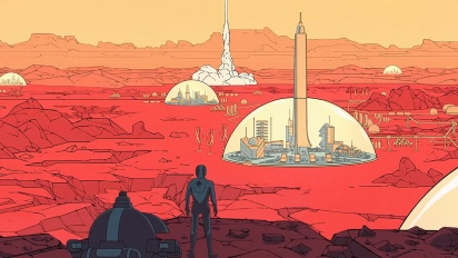 Surviving Mars - Domes 'Living on Mars' -traileri