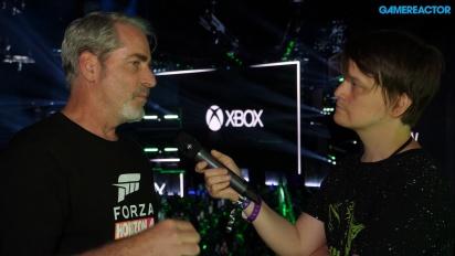 Forza Horizon 4 - Jon Knoles haastattelussa