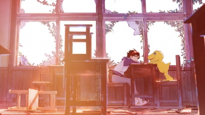 Digimon Survive - japanilainen traileri