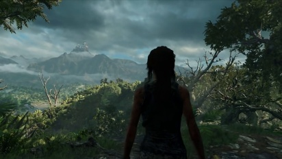 Shadow of the Tomb Raider - A Stunning World -traileri