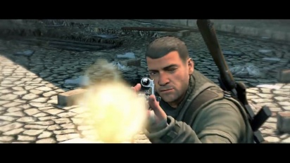 Sniper Elite V2 Remastered - julkaisutraileri