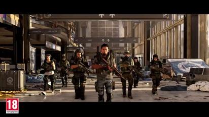 The Division 2 - Operation Dark Hours -traileri