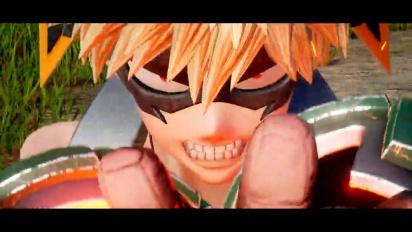 Jump Force - Bakugo-laajennuksen traileri