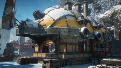 Gears 5 - Launch Maps -traileri