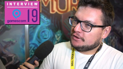 Children of Morta - Karol Zajaczkowski Gamescom 2019 haastattelussa