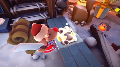 Overcooked 2 - Winter Wonderland Update Out Now!