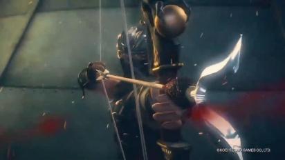 Ninja Gaiden: Master Collection - julkistustraileri