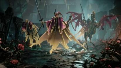 Warhammer: Age of Sigmar - Storm Ground - Gameplay Overview -traileri