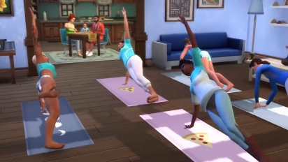 The Sims 4 Spa Day Refresh: virallinen traileri