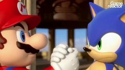 Mario & Sonic Lontoon Olympialaisissa