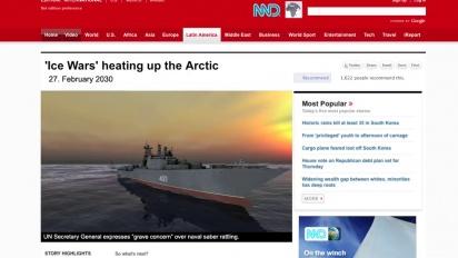 Naval War: Arctic Circle - Gamescom Trailer