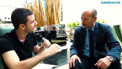 EA ja kilpapelaaminen - Peter Mooren haastattelu