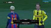 FIFA 17 - Full Match Gameplay FC Barcelona vs Borussia Dortmund